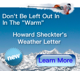 Weather Letter Sign Up